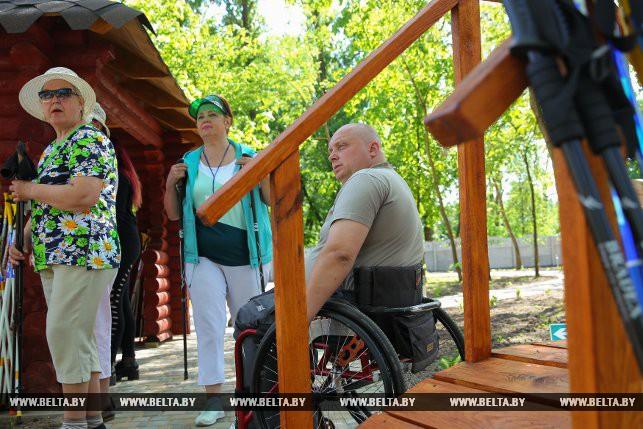 Программа мероприятий в Бресте, посвященных Дню инвалидов
