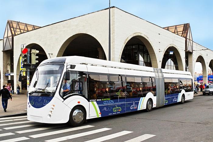 Электробусы появятся в Бресте к 1000-летию города
