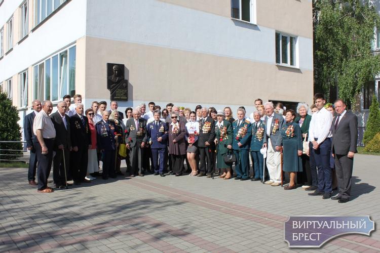 В Московском районе г.Бреста состоялся  торжественный прием  ветеранов Великой Отечественной
