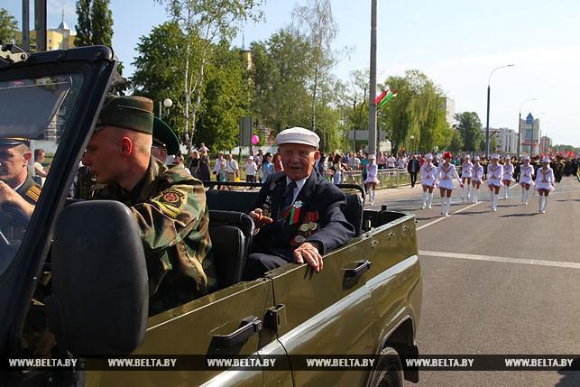 Около 30 тыс. человек стали участниками митинга в честь Дня Победы в Брестской крепости