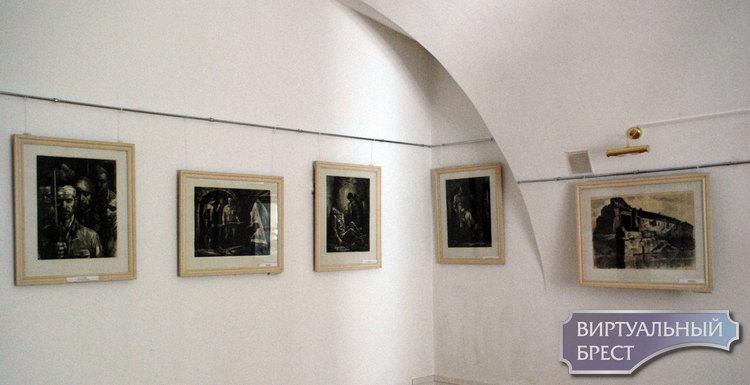 В Художественном музее открылась выставка «Долгие версты войны»