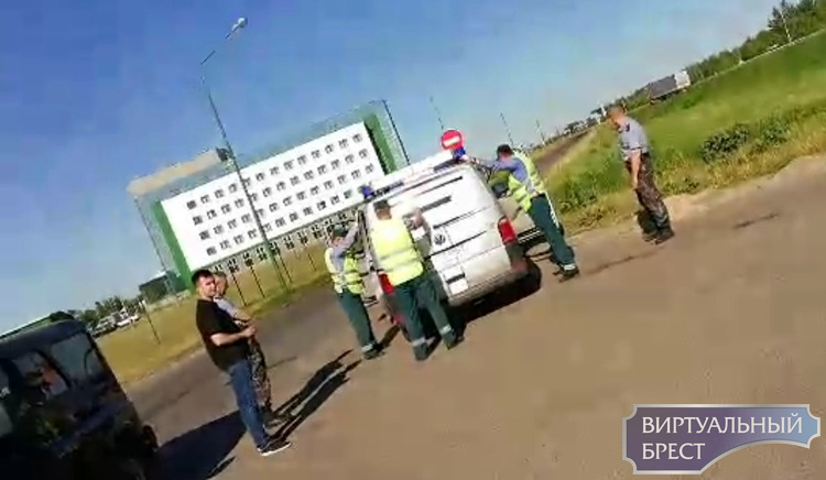 Официально о задержании транспортников в пятницу: подозревается в получении взятки