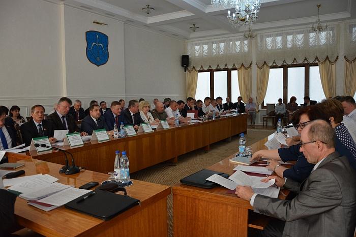 Что обсуждали на второй сессии Брестского горсовета