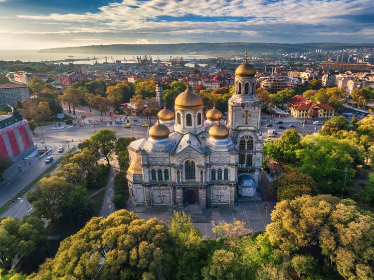 Болгария с вылетами из Бреста по невероятным ценам от TEZ TOUR!