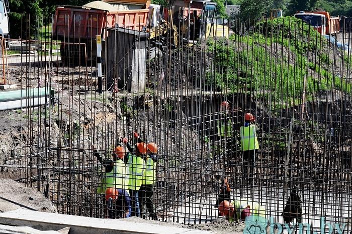 Как новый Кобринский мост улучшит экологию в Бресте
