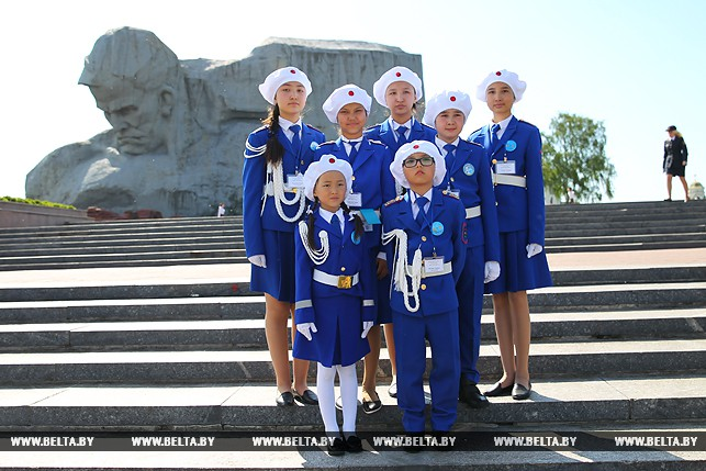 Более 2,5 тыс. отрядов юных инспекторов дорожного движения создано в Беларуси