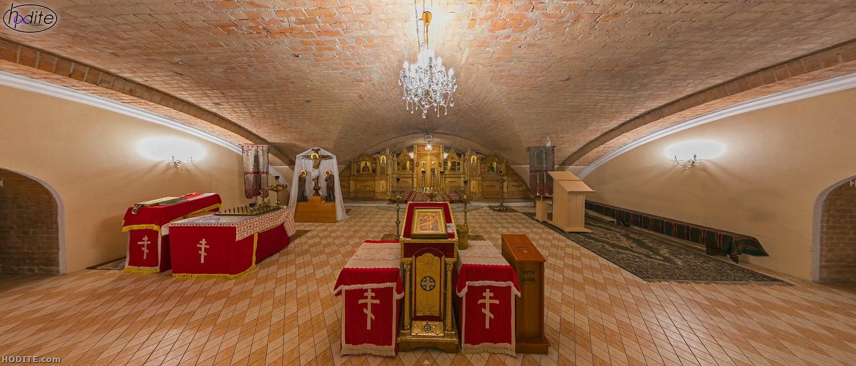 Свято-Николаевский гарнизонный храм в Брестской крепости