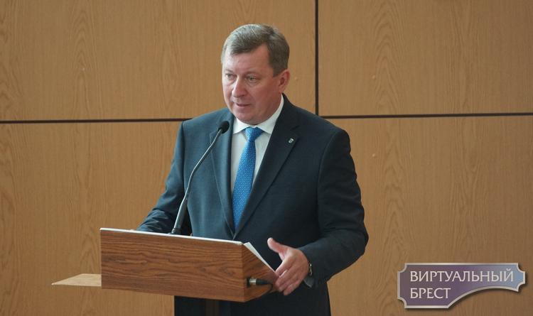 Мэр Бреста рассказал, какую площадку город может предоставить под стадион имени шейха