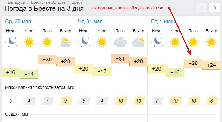 Внимание, жара! 30 мая в некоторых районах до +30 °С