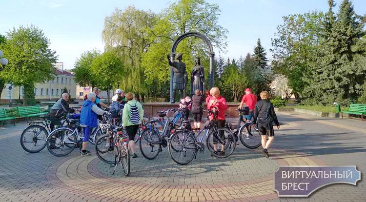 Путешествие поляков по Полесью. Бюджетный въездной туризм велоклуба «Ручеёк»