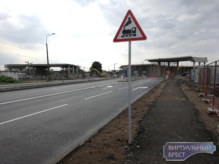 На ул. Брестских дивизий изменили схему движения транспорта