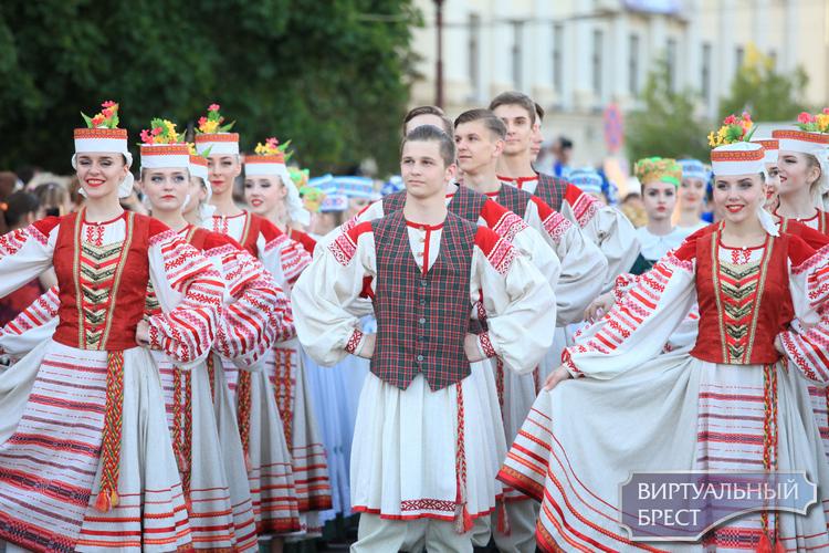 Как брестчане съездили в Гродно на «Республиканский фестиваль национальных культур»