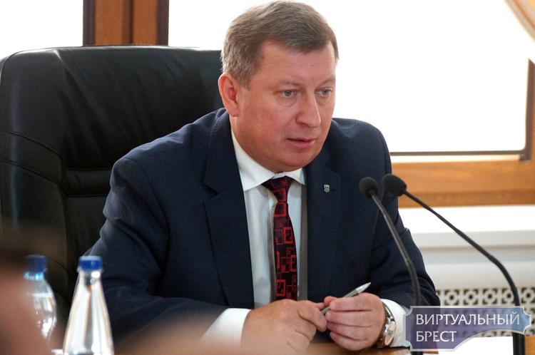 Мэр Бреста приглашает горожан на встречу в ДК профсоюзов