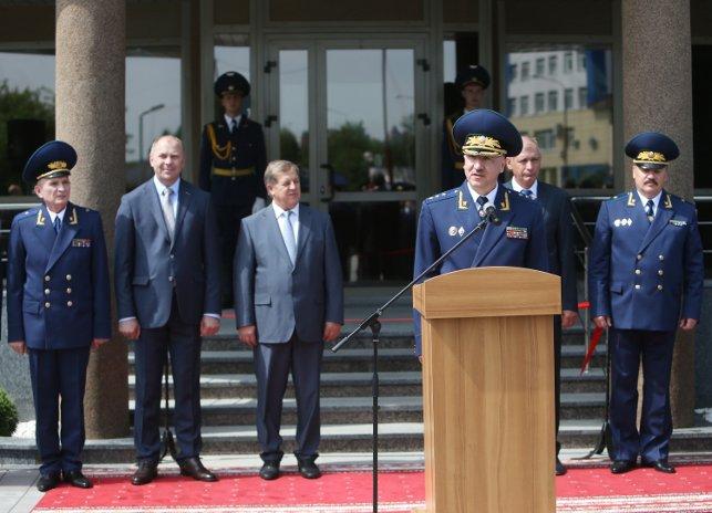 Новое здание областной прокуратуры открыли в Бресте