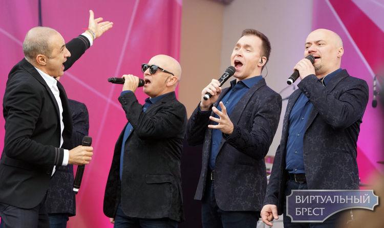 22 июня 2019 года в Брест приезжает хор Турецкого