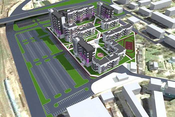 Брестский горисполком предлагает обсудить строительство домов в Западном микрорайоне