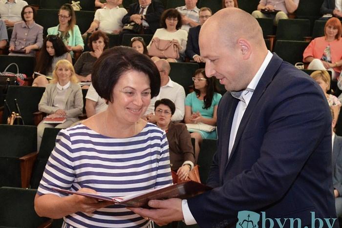 В Бресте представили сервис «Долгов нет» и готовятся к форуму городов-побратимов