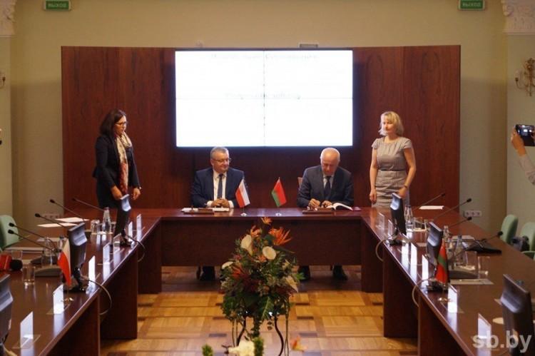 Беларусь и Польша будут строить новые мосты на границе