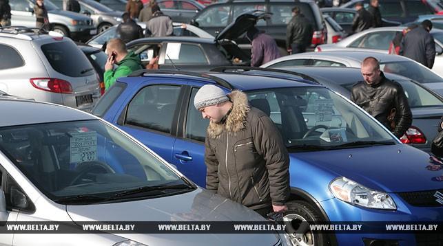 В Беларуси уточнят дату введения свидетельств о безопасности конструкции для ввоза авто из-за пределов ЕАЭС