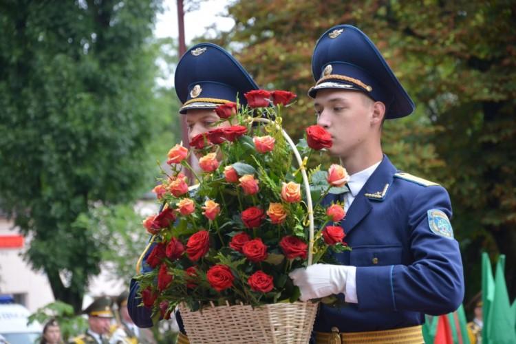 День Независимости Республики Беларусь отмечает Брест