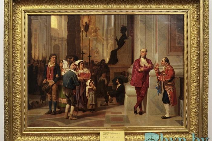 За итальянским вдохновением приглашает музей спасенных ценностей в Бресте
