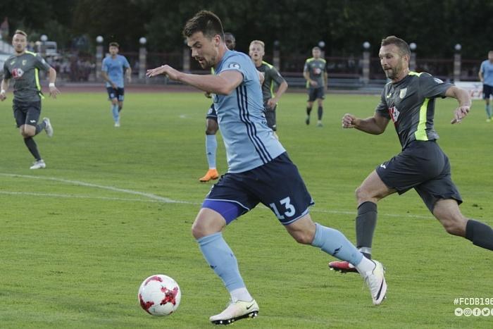 Брестское «Динамо» выигрывает третий матч подряд