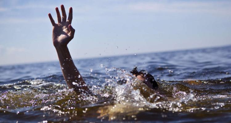 В Пинском районе во время купания умер мужчина