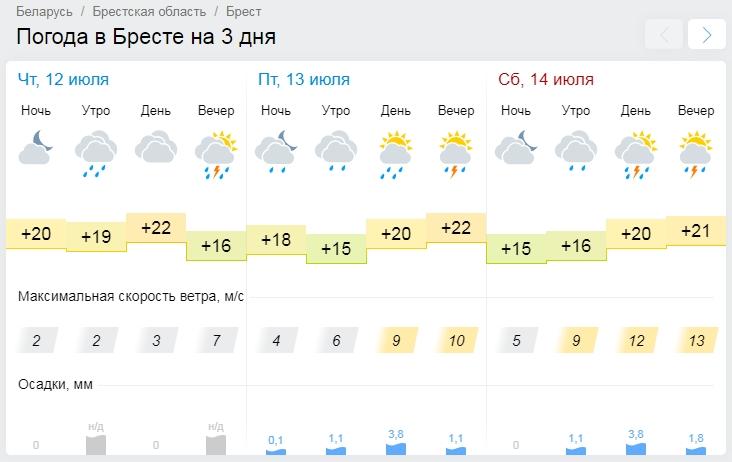 """Прогноз """"на завтра"""": дожди, грозы, местами сильные ливни, в отдельных районах град"""