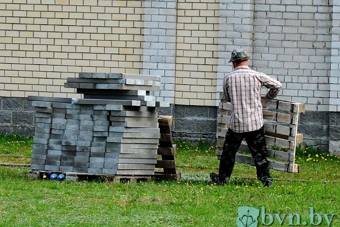 Как Северное кладбище под Брестом защитят от воды