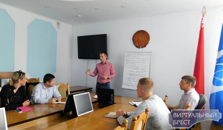 Семинар в поддержку инициатив предпринимателей готовятся провести в Бресте