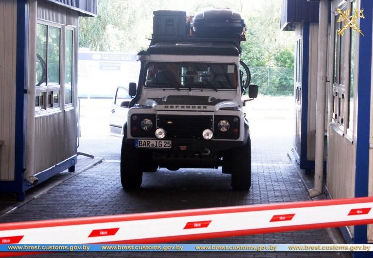 Порядок передачи на территории ЕАЭС временно ввезенных автомобилей, зарегистрированных в иностранных государствах
