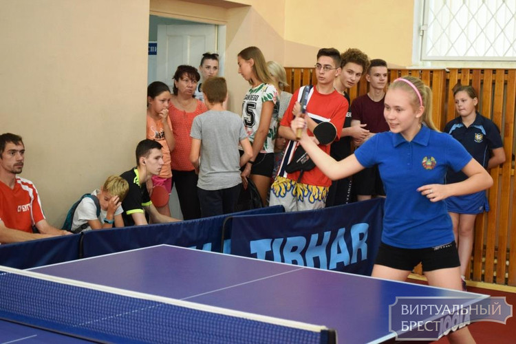 В Ленинском  районе г. Бреста завершился очередной этап Девятой Летней спартакиады среди несовершеннолетних