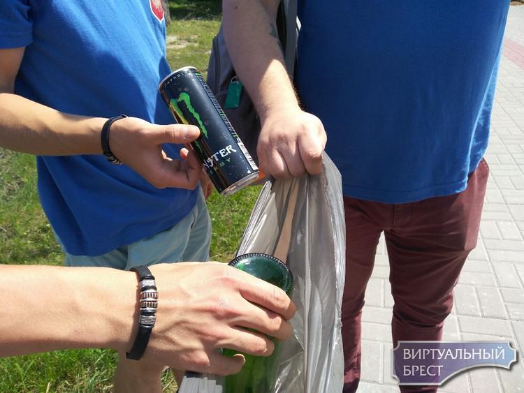 Красота города в наших руках: волонтеры вышли на субботник