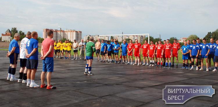 День железнодорожника отмечали в Бресте 5 августа
