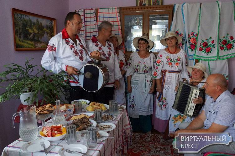 Состоялся день деревни Саки Жабинковского района. Как беларусы веселятся и празднуют