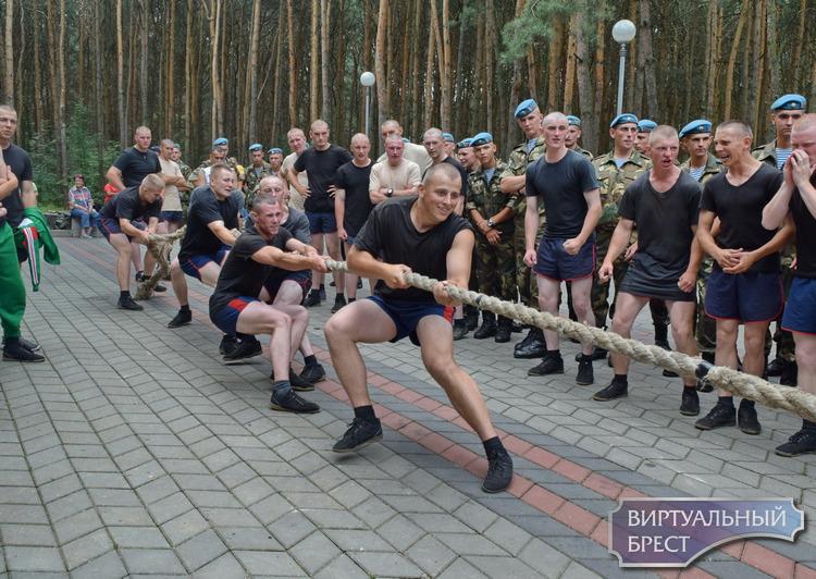 Спортивный праздник «Десант за здоровый образ жизни» провели в городе Бресте