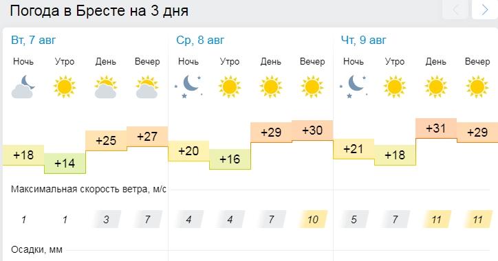 До +32°С. Оранжевый уровень опасности объявили синоптики на четверг и пятницу
