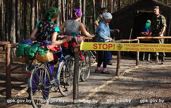 Треть нарушителей границы Беларуси – сборщики ягод