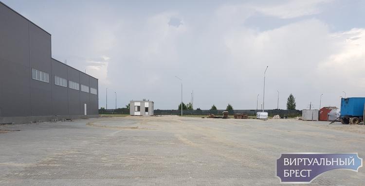 ООО «АйПауэр» отчиталось об очередном этапе строительства