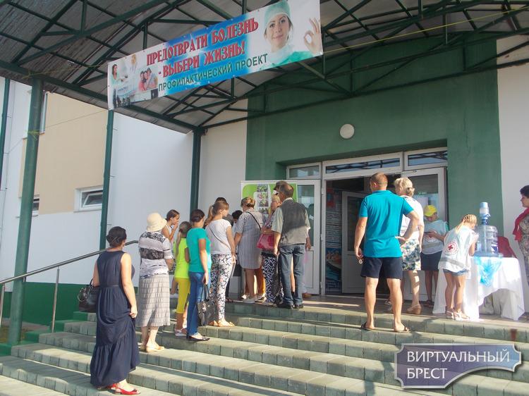 Второе место причин смерти в Брестской области занимают онкологические заболевания