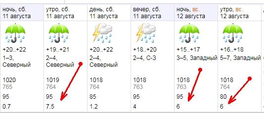 """""""Мокрая"""" суббота, похоже, ожидает брестчан завтра. Какие улицы могут быть подтоплены?"""