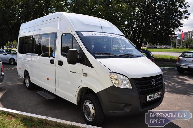 Территориальный центр получил новый микроавтобус ГАЗель Next