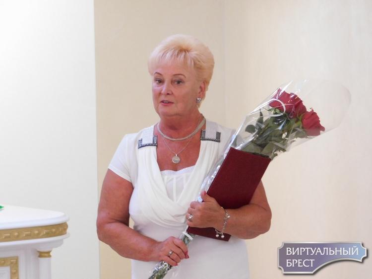 Состоялось чествование заслуженного учителя Республики Беларусь Светланы Николаевны Семеновой