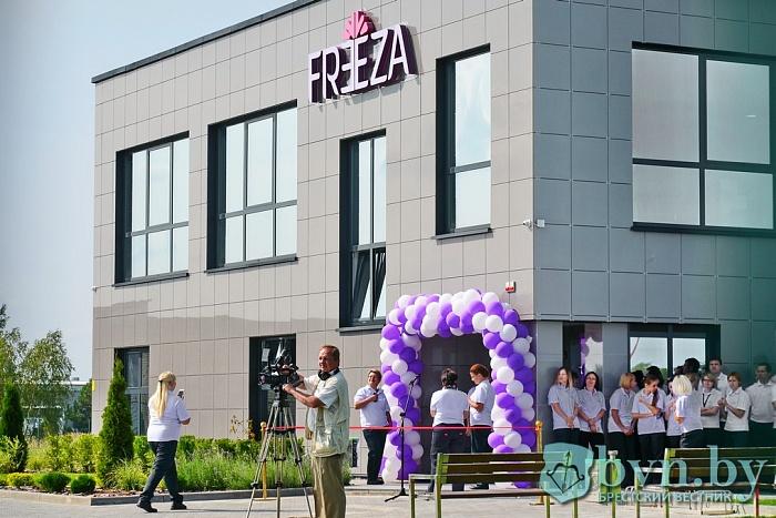 В СЭЗ «Брест» открыли завод холодильного оборудования с итальянским капиталом