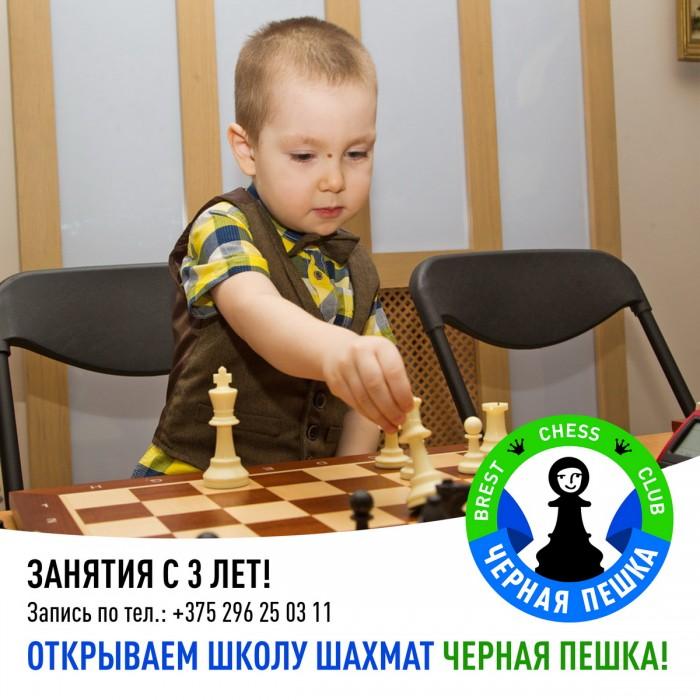 """Второй международный шахматный фестиваль """"Чёрная пешка"""" состоится в Бресте 2-4 ноября"""