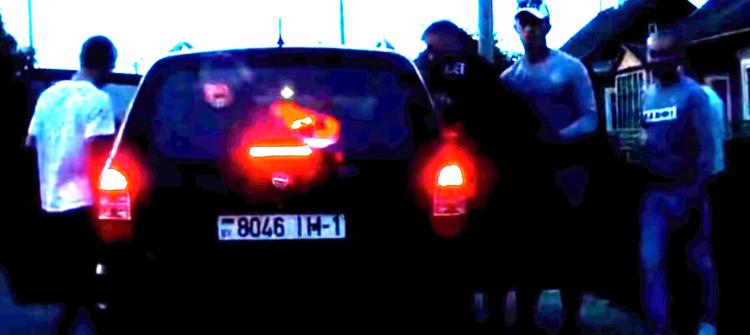 В МВД прокомментировали нападение на водителя в Дрогичине