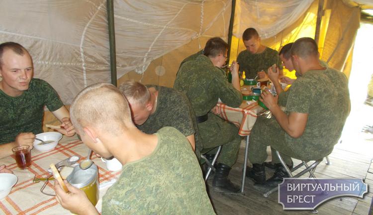 48 отдельный батальон радиоэлектронной борьбы возвращается домой после участия и командно-штабном учении ВС