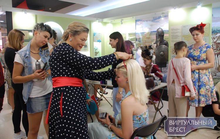 В Бресте впервые праздновали Всемирный День парикмахера