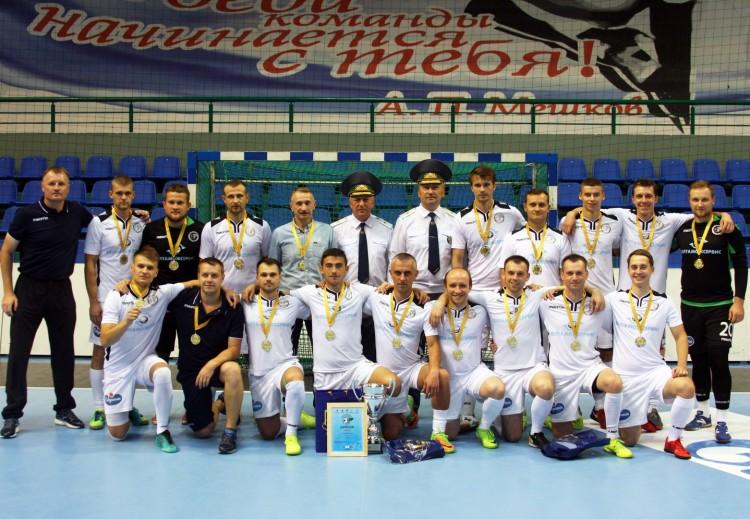 Белорусские таможенники - победители Международного турнира-2018