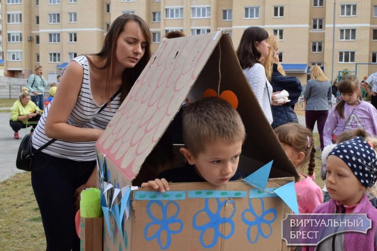 Праздник детства прошел в «Гоголевском предместье Плюс»